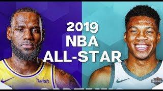 NBA 18-19 2019 올스타전 최종 선정완료 - …