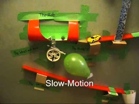 The Rube Goldberg Prison