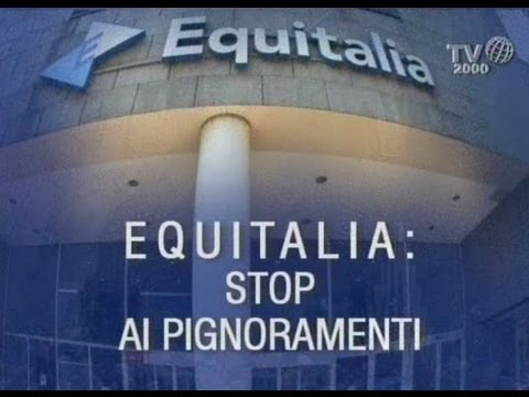 stop ai pignoramenti di Equitalia