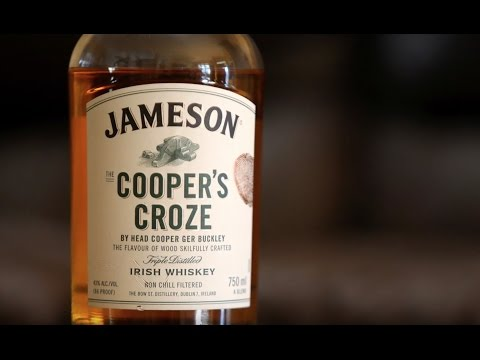 Whiskey Review #243 Jameson Cooper's Croze The Whiskey Makers Series Irish