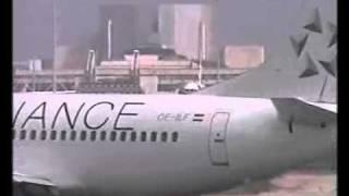Lauda Air (Star Alliance) - Avião decolando