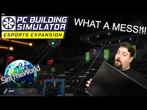 Another Tournament! Another Spill... - PC Building Simulator Esports Expansion Ep. 44 |