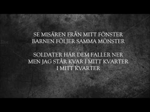 Blizzy ft. Dree Low - MITT KVARTER ( Lyrics )
