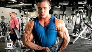 Biceps & Triceps Workout for Bigger Arms + Q&A | Logan Franklin