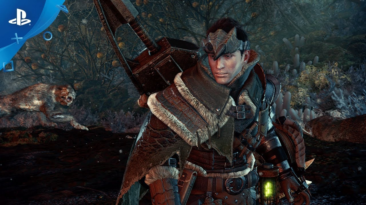 If Monster Hunter: World doesn't get you into Capcom's