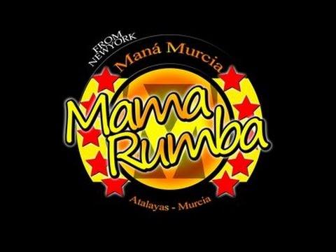 Mama Rumba Discoteca Murcia 7.12.2014