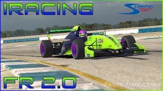iRacing // Formula Renault 2.0 Hotlap // Sebring (AOR Qualifying lap)