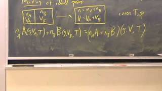 Lec 10 | MIT 5.60 Thermodynamics & Kinetics, Spring 2008