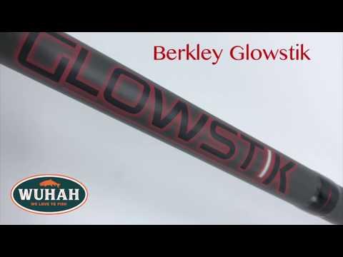 Berkley Glowstik Night-time Catfish Rod