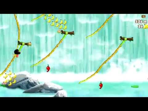 Benji Bananas Android Gameplay #2