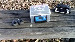 非常用電源 無線移動運用 ドローン充電 車中泊 電源作る thumbnail
