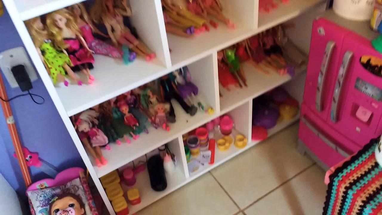 Minha coleção de Barbie 2018 ! ( Ler descrição)