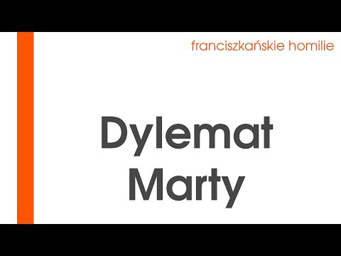 Dylemat Marty