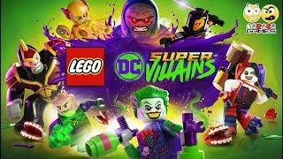 LEGO DC Super Villains - Primeira Gameplay do Jogo - Caraca Games