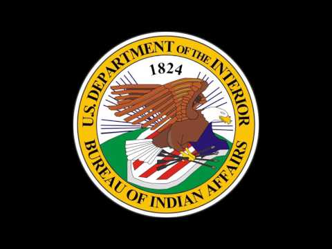 Bureau of Indian Affairs Informational Meeting, Jan. 5, 2017