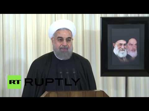 Iran: Rouhani says nuclear deal will be fully implemented within weeks