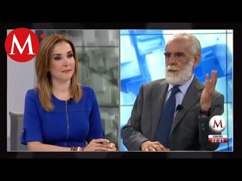 El presidente no tiene vergüenza, Diego Fernández de Cevallos