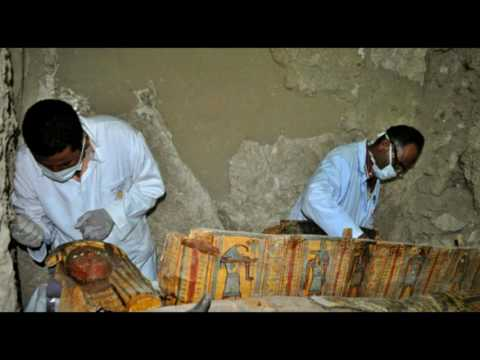 """""""This Is An Important Discovery"""": Mummies Found In Ancient Tomb Near Egypt's Luxor"""