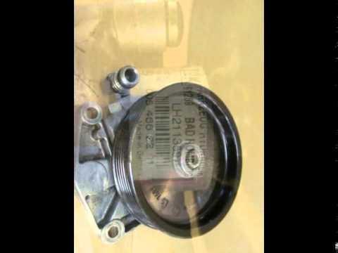 гидроусилитель снять поставить на мерседес мл 250