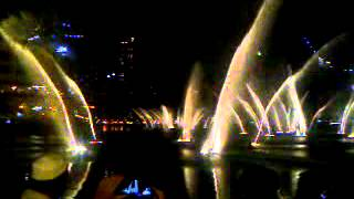 Take Me To Your Heart-Dubai Dancing Fountain