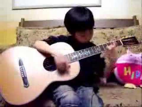 9歲小朋友也能彈 Oasis (Kotaro Oshio 的歌)