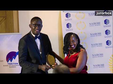 Nairobi legal awards 2019