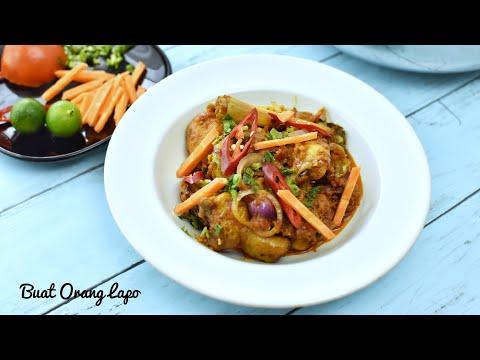 Ayam Goreng Cili Padi Tom Yam