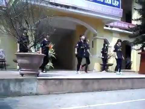 Nhảy Dream High - 11A2 - THPT Tân Lập
