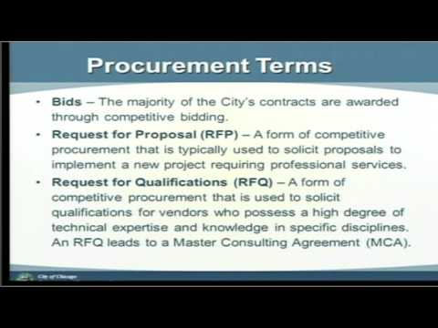 Procurement Fundamentals