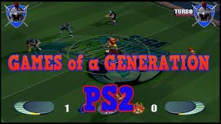 SEGA SOCCER SLAM - Games of a Generation PS2
