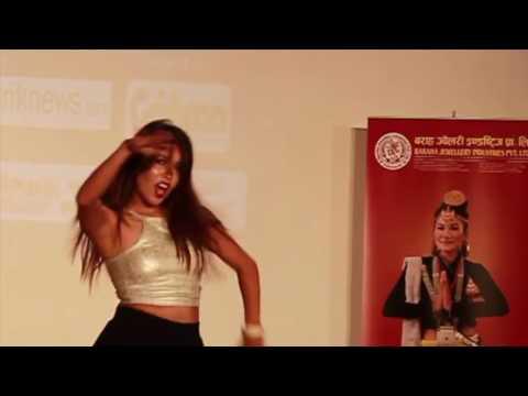 Pooja Sharma hot dance in Dubai, Prem Geet song, Udu Udu Lagcha