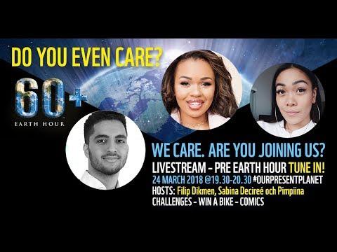Livestream - Pre Earth Hour