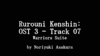 Samurai X / Rurouni Kenshin: OST 3 - Track 07