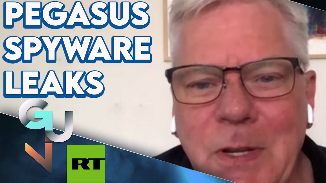 Wikileaks Editor-In-Chief: Pegasus Spyware Leaks Show Nobody is Safe From Surveillance!