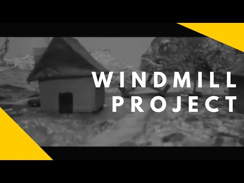 How to make best windmill project