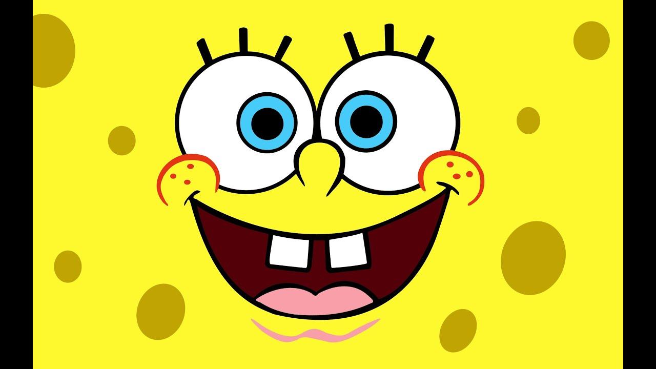 SpongeBob laughing - 10 min - YouTube