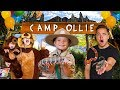 Camp Ollie 5th Birthday Party Special