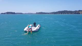 Great inflatable boat bow design