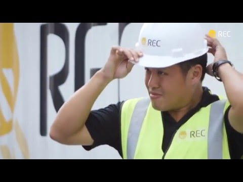 REC installation – Tiger Beer goes solar with REC