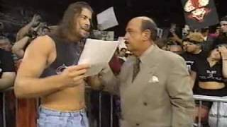 Download Video (8.4.1997) Road to RW '97 Part 4 - Stevie Richards just can't get on Raven's good side MP3 3GP MP4