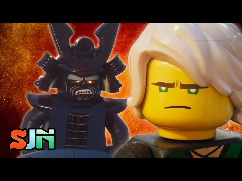 Is Lego The New Pixar? (The Lego Ninjago Movie Trailer Breakdown)