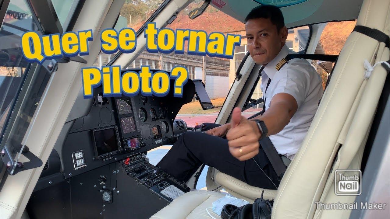Como se tornar PILOTO de HELICÓPTEROS? Qual a ROTINA de Piloto Executivo? Qual o valor do CURSO?