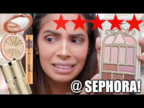 FULL FACE 5 STAR MAKEUP AT SEPHORA | HIT OR MISS?