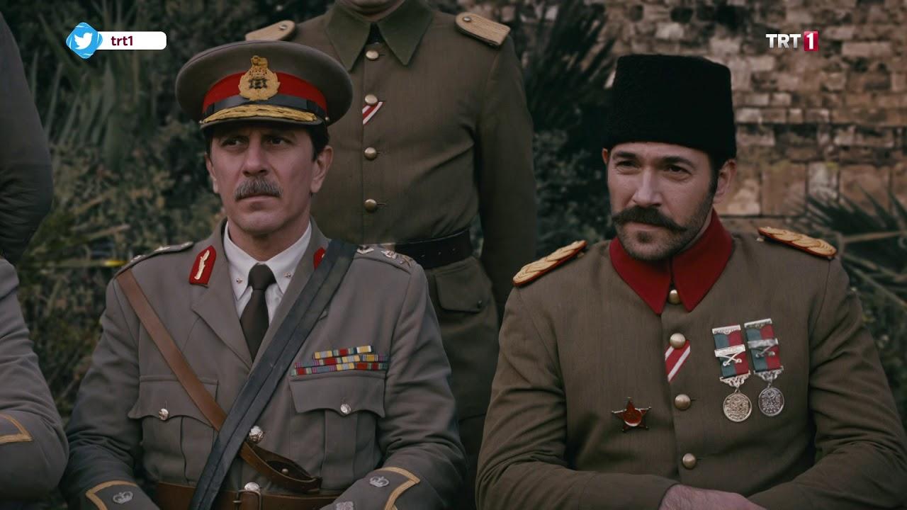 Mehmetçik Kutlu Zafer final bölümü - İngilizlerin hezimeti kabulü