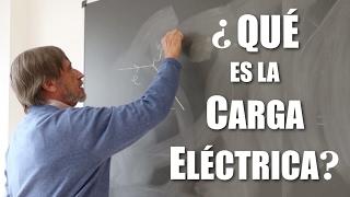 El verdadero Signficado de la Carga Eléctrica