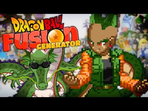 Shenron can FUSE?! They're All... ABOMINATIONS!! | Dragon Ball Fusion Generator