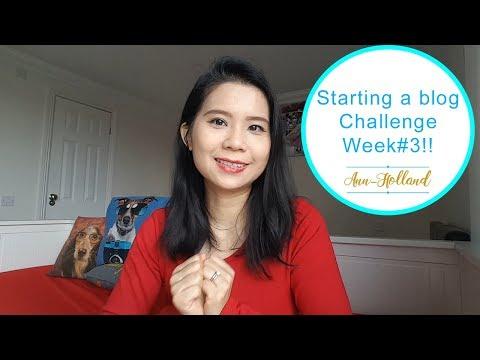 Starting a blog challenge!! Day 3!