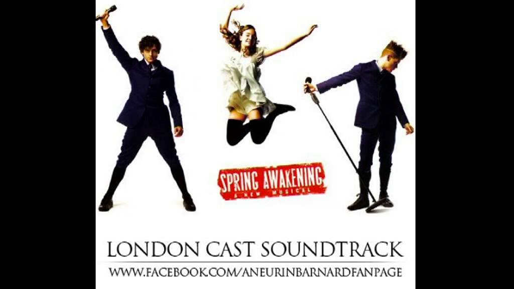 Spring Awakening London Cast - Mama who born me