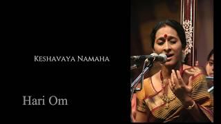 Bombay Jayashri - Keshavaya Namaha