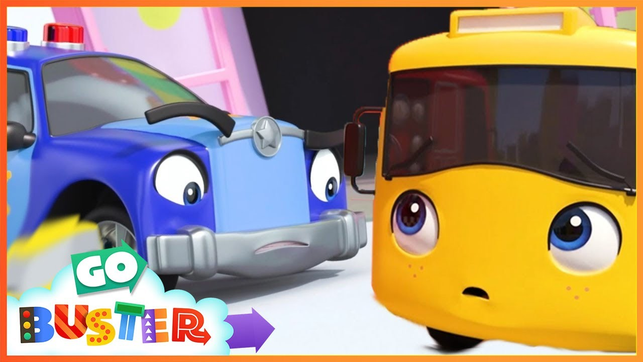 Emergency Services Rap - Which Special Service Will It Be? | Go Buster | Kids Videos | ABCs and 123